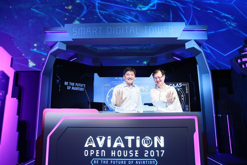 Aviation Open House 2017 - Be the future of aviation