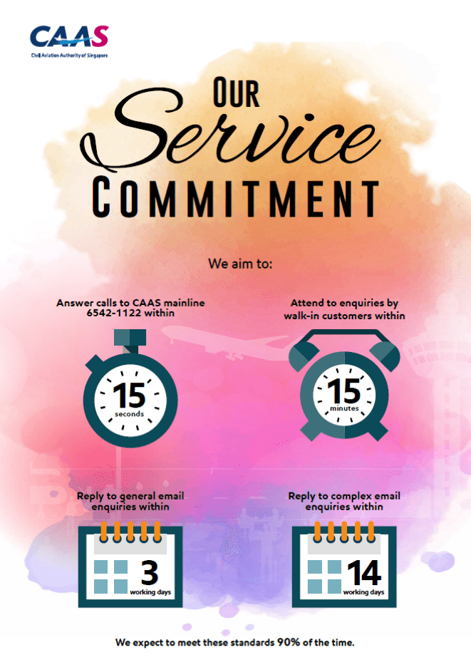CAAS Service Excellence