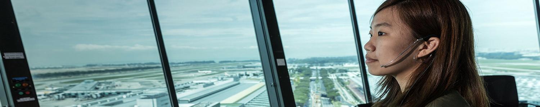 Career as an Air Traffic Control Officer