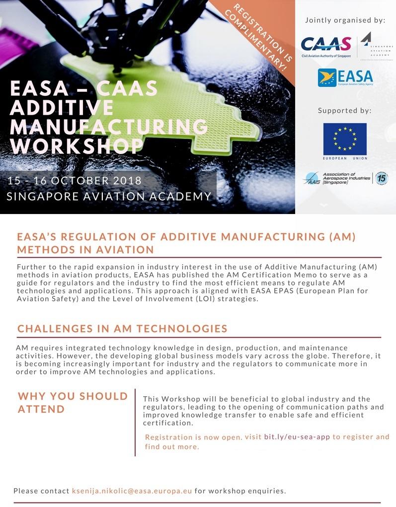 EASA Workshop